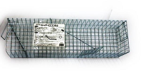 画像1: コンバル箱型スーパー捕獲器 L (1)