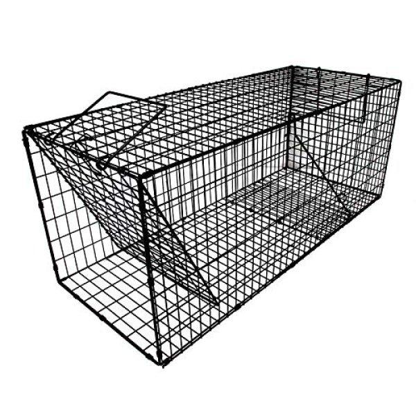 画像1: コンバル箱型スーパー捕獲器 LL (1)